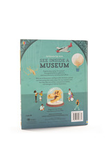 See Inside a Museum Flap Book