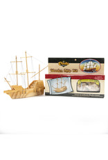 Pirate Wooden Ship