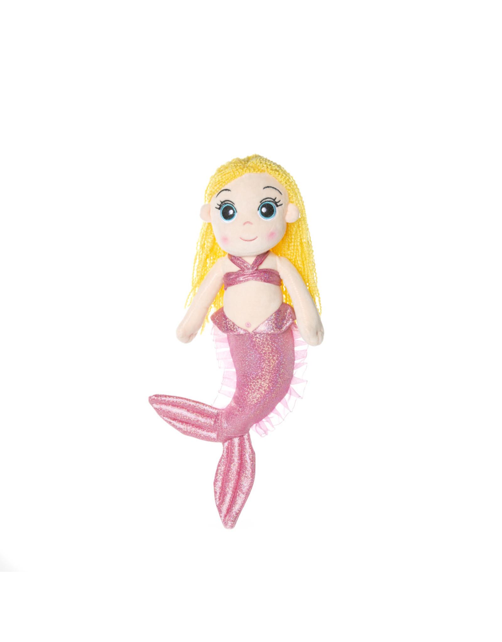 Plush Mermaid