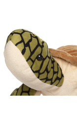 """Realistic Sea Turtle Plush - 18.5"""""""