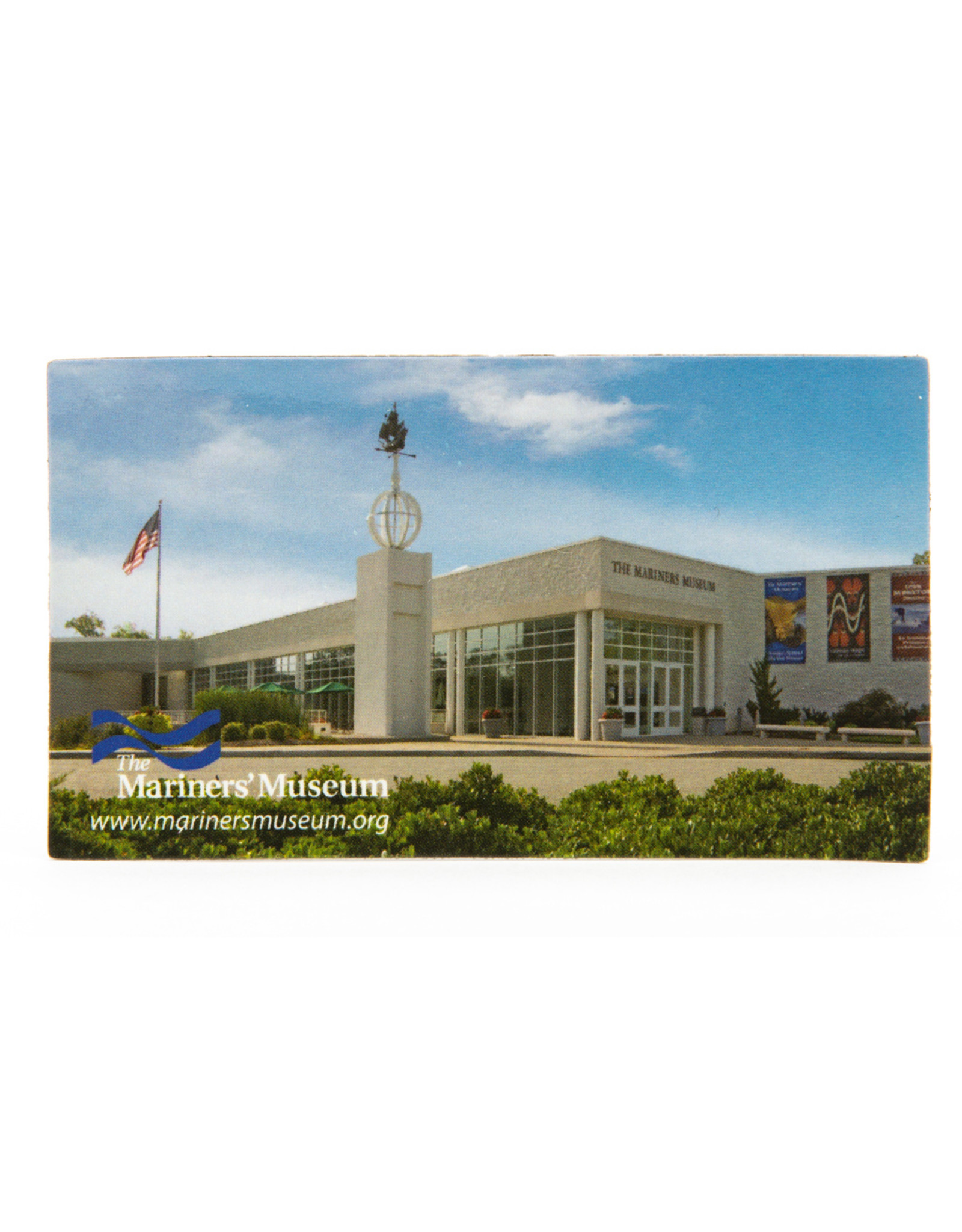 The Mariners' Museum & Park Magnet (Assorted)