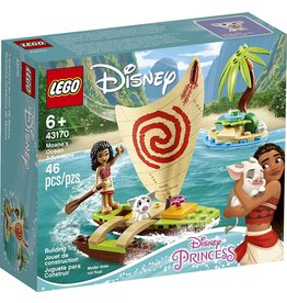 LEGO Disney Princess Moana's Ocean Adventure