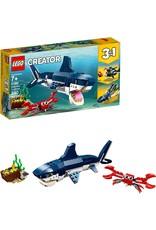 LEGO Deep Sea Creatures