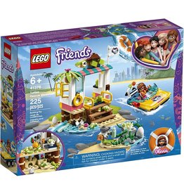 LEGO Friends Turtle Rescue Mission