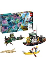 LEGO Hidden Side Wrecked Shrimp Boat