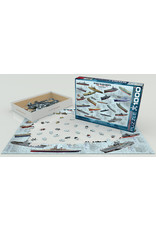 1000 Piece Warships of WWII Puzzle