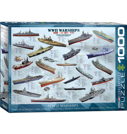 Warships of WWII Puzzle
