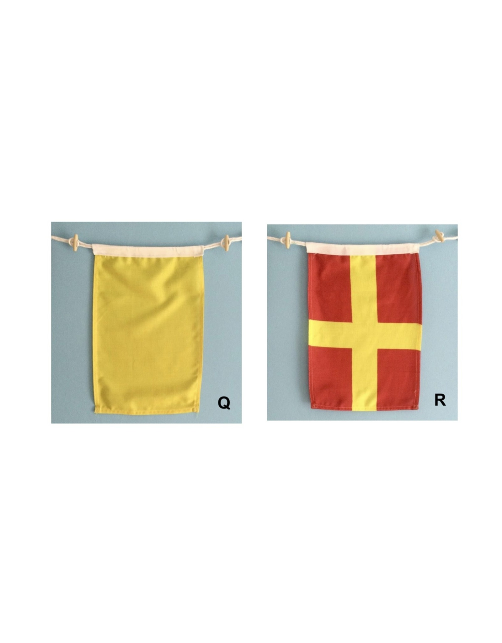 Spell Your Name in Signal Flags