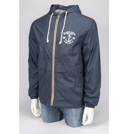 Vintage Anchor Rain Jacket