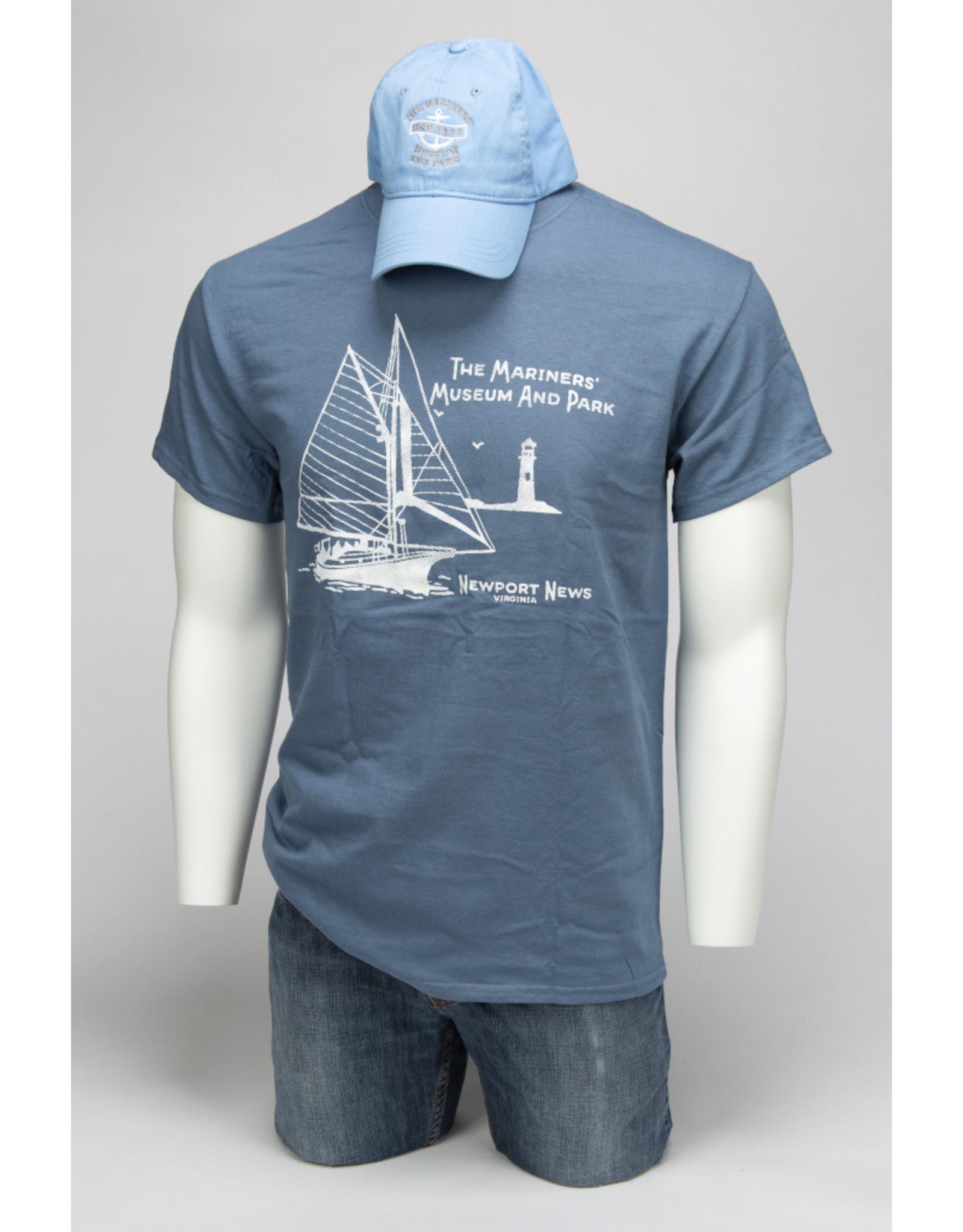 Cap and Ship Shirt Combo