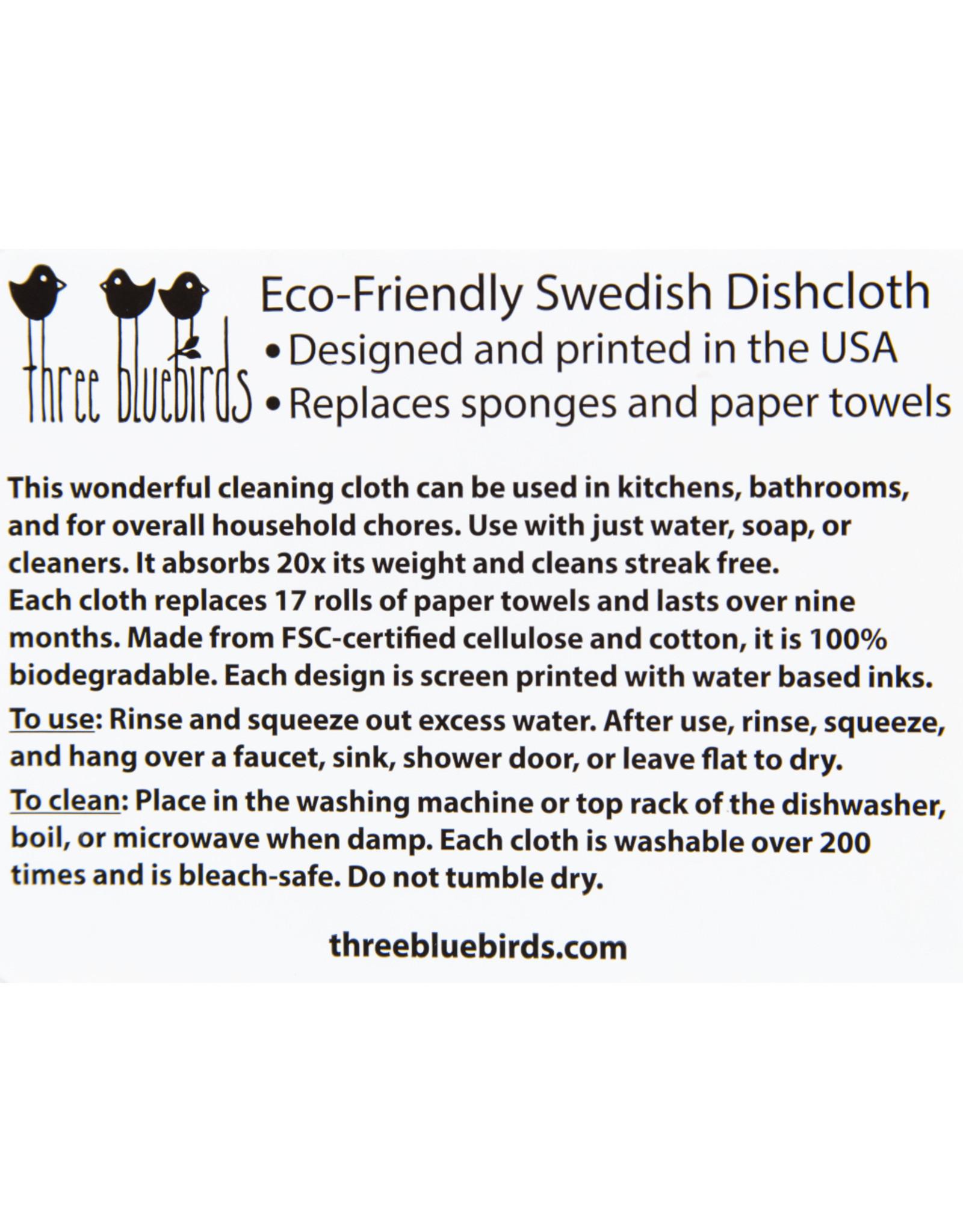 Swedish Dishcloth