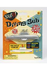 Retro Diving Sub