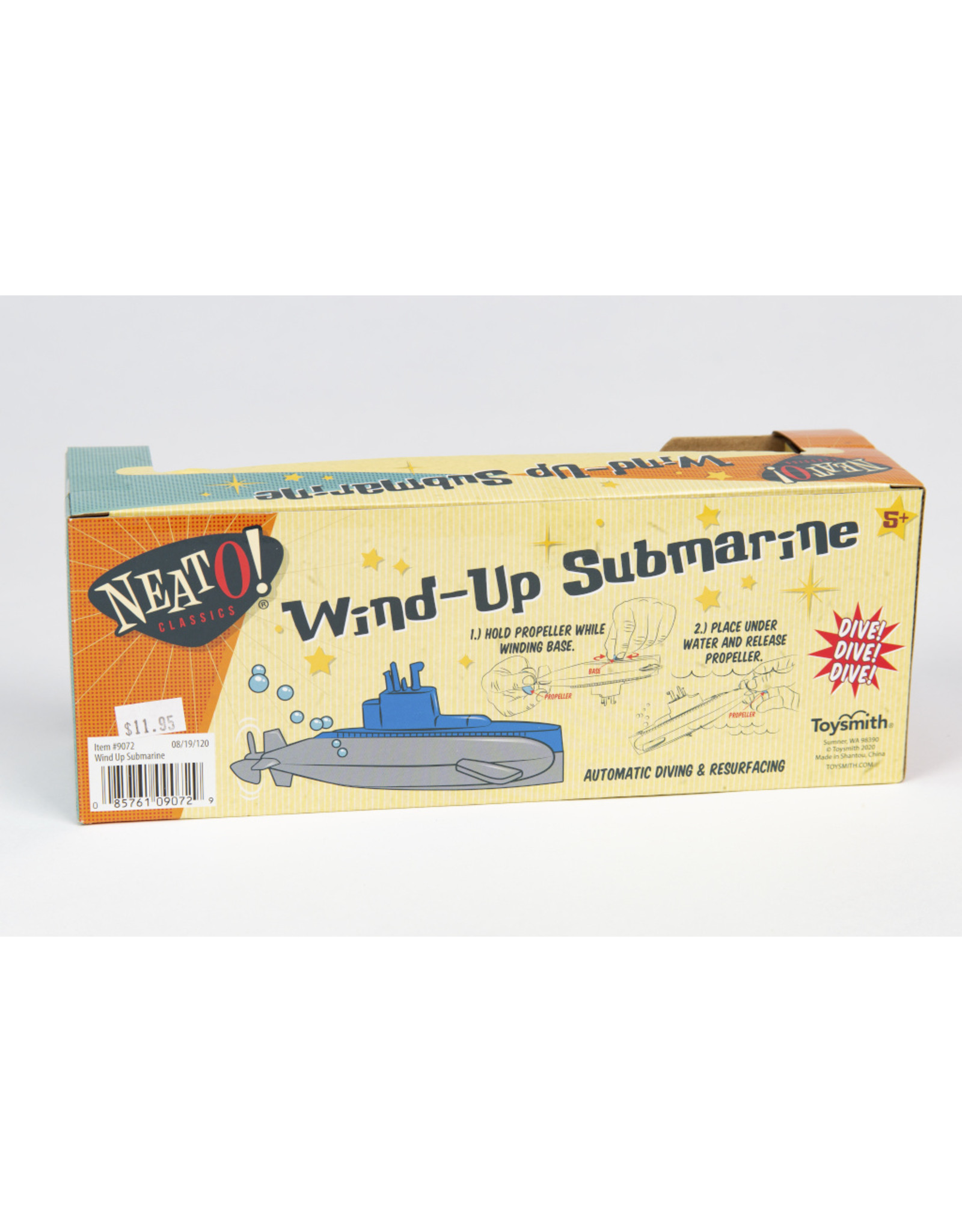 Wind Up Sub