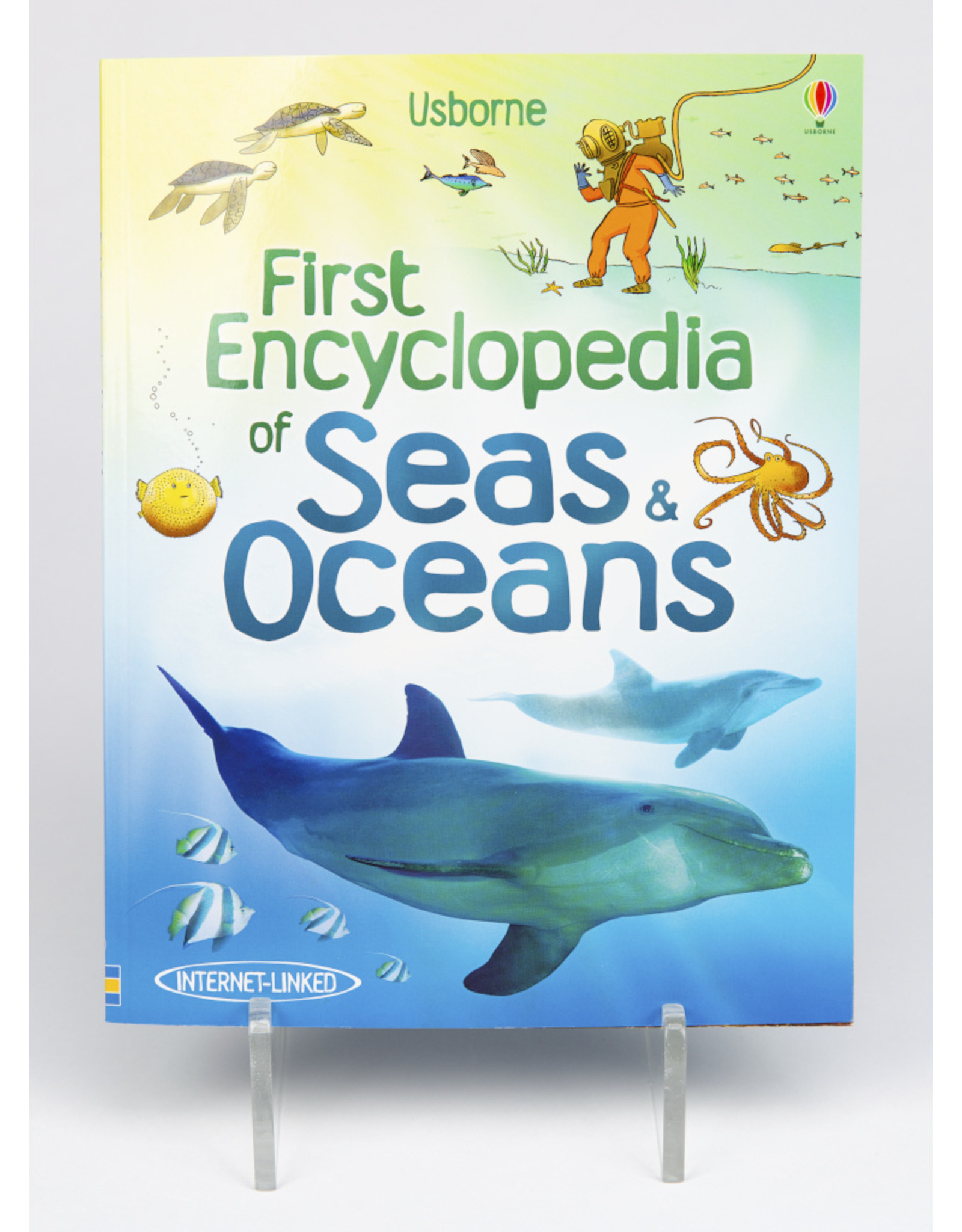 First Encyclopedia Seas & Oceans