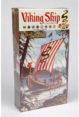Vintage Viking Ship Model Kit