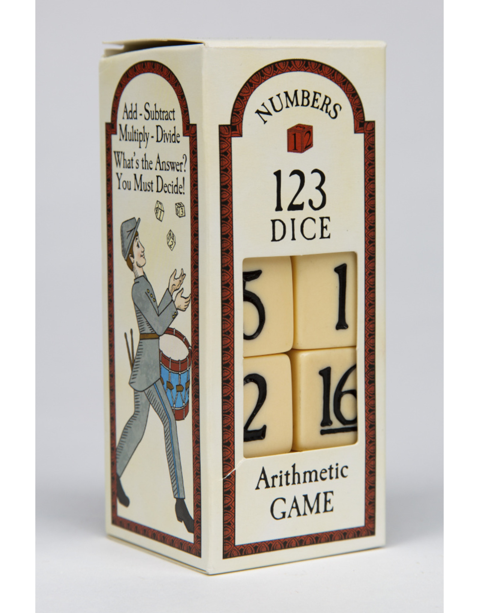 123 Dice Game