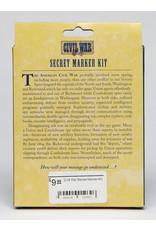 Civil War Secret Marker Kit