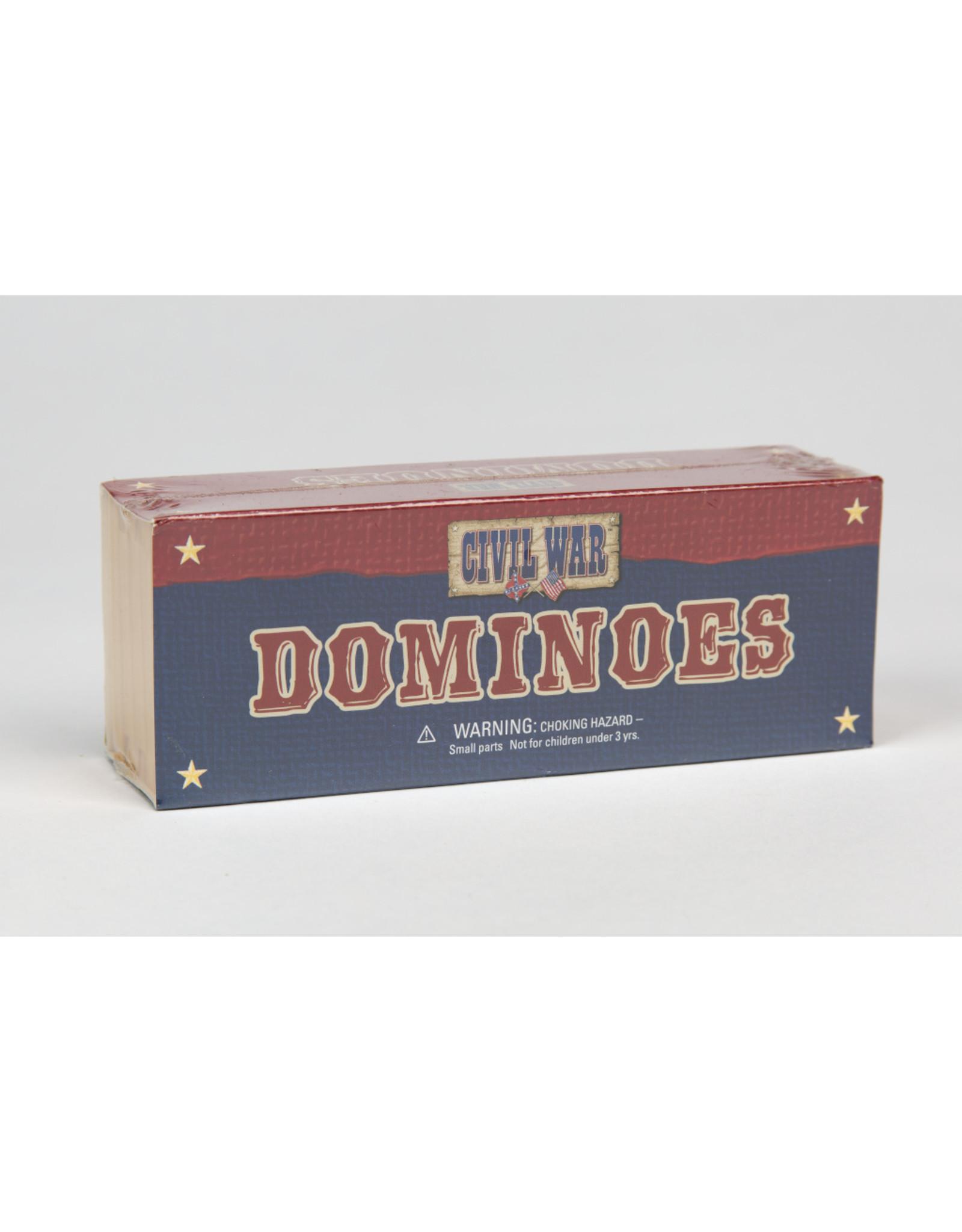 Civil War Dominoes