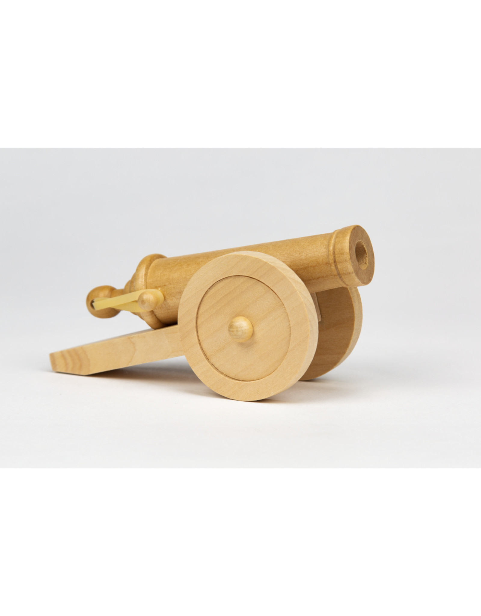 Toy Wooden Cannon