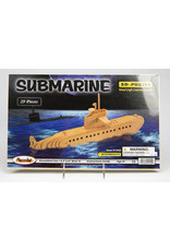 Submarine 3D Wooden Puzzle