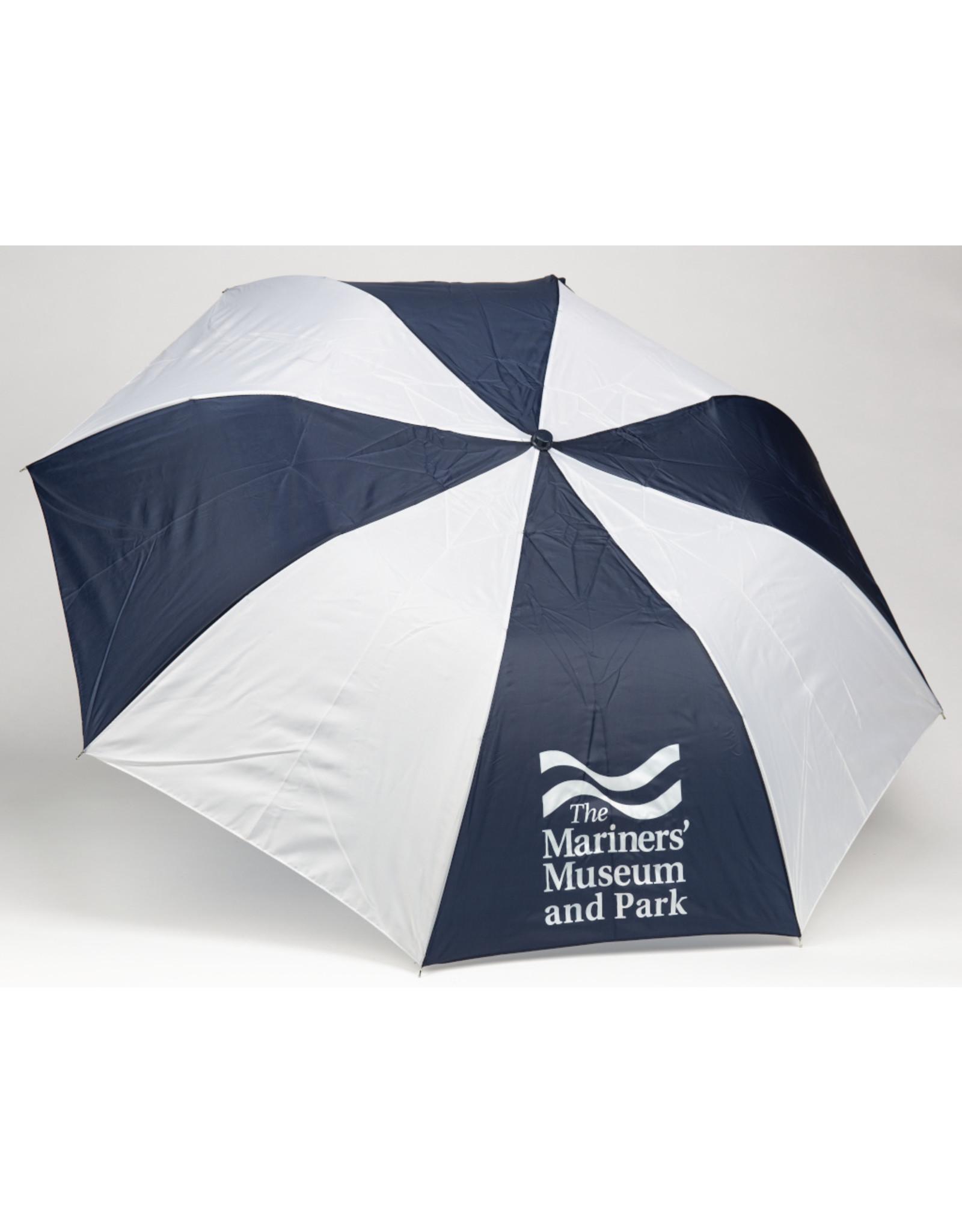 The Mariners' Museum and Park Logo Umbrella