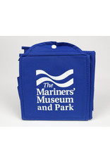 The Mariners' Museum Logo Shopper Tote