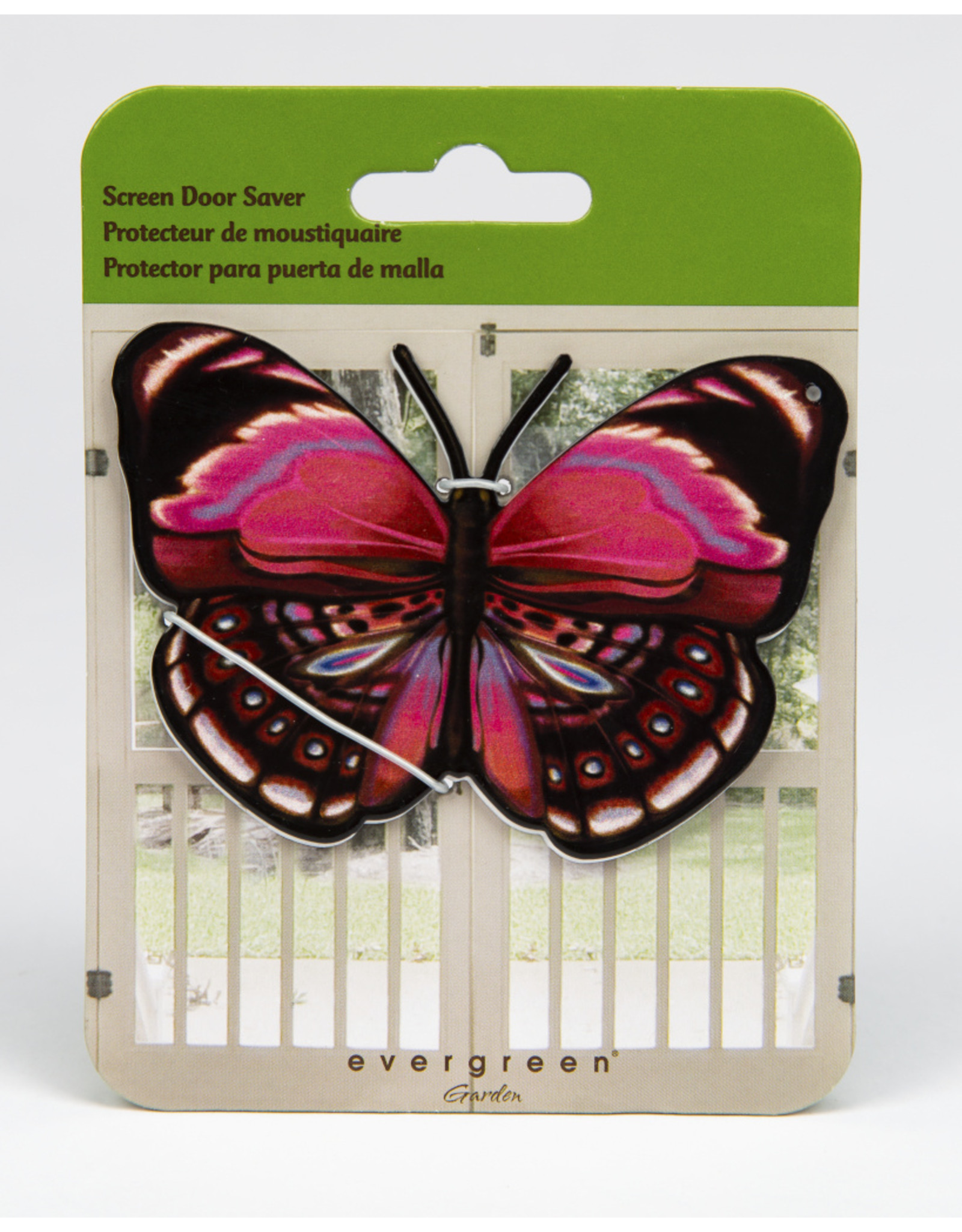 Radiant Butterflies Screen Door Saver