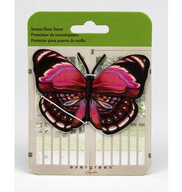 Radiant Butterflies Screen Door Saver