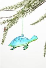 Ocean Life Blown Glass Ornament