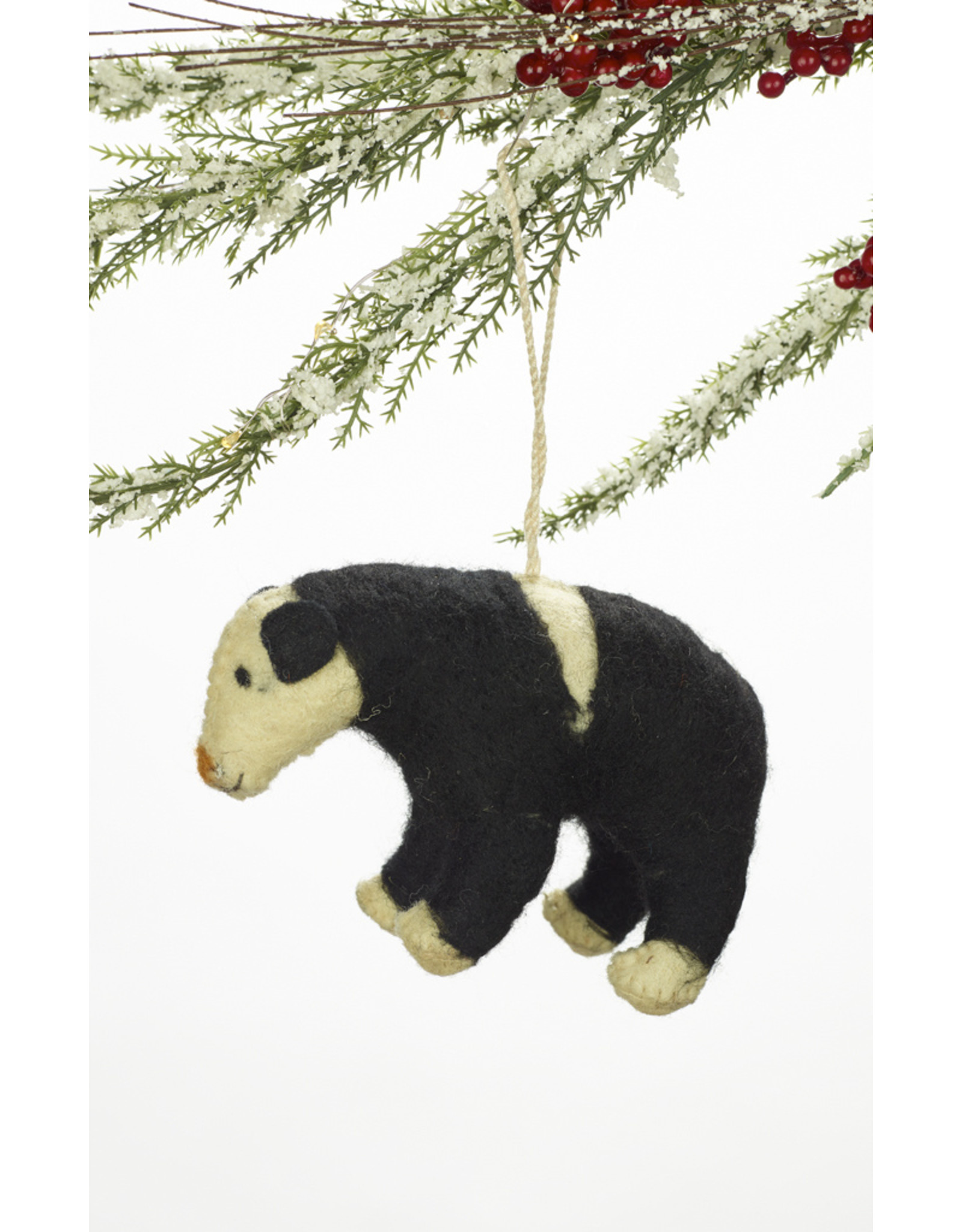 Felt Woodland Animal Ornament Assorted