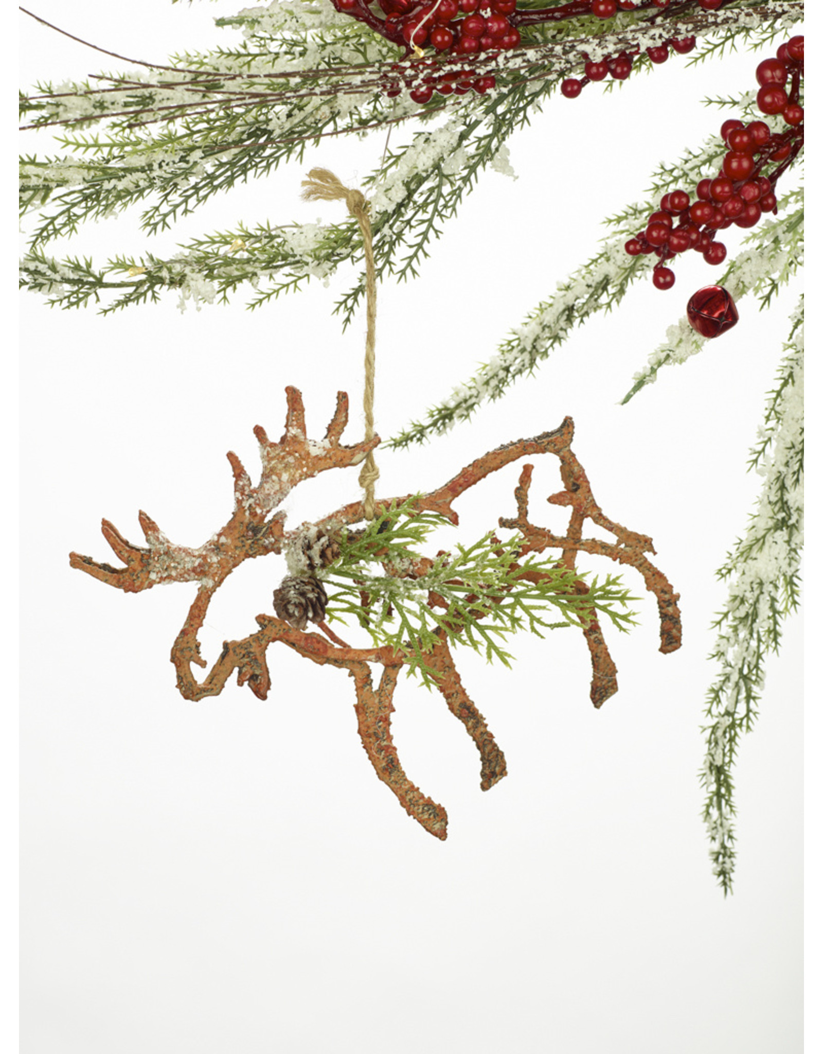 Rustic Lodge Ornament