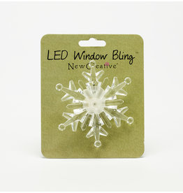 LED Color Changing Snowflakes