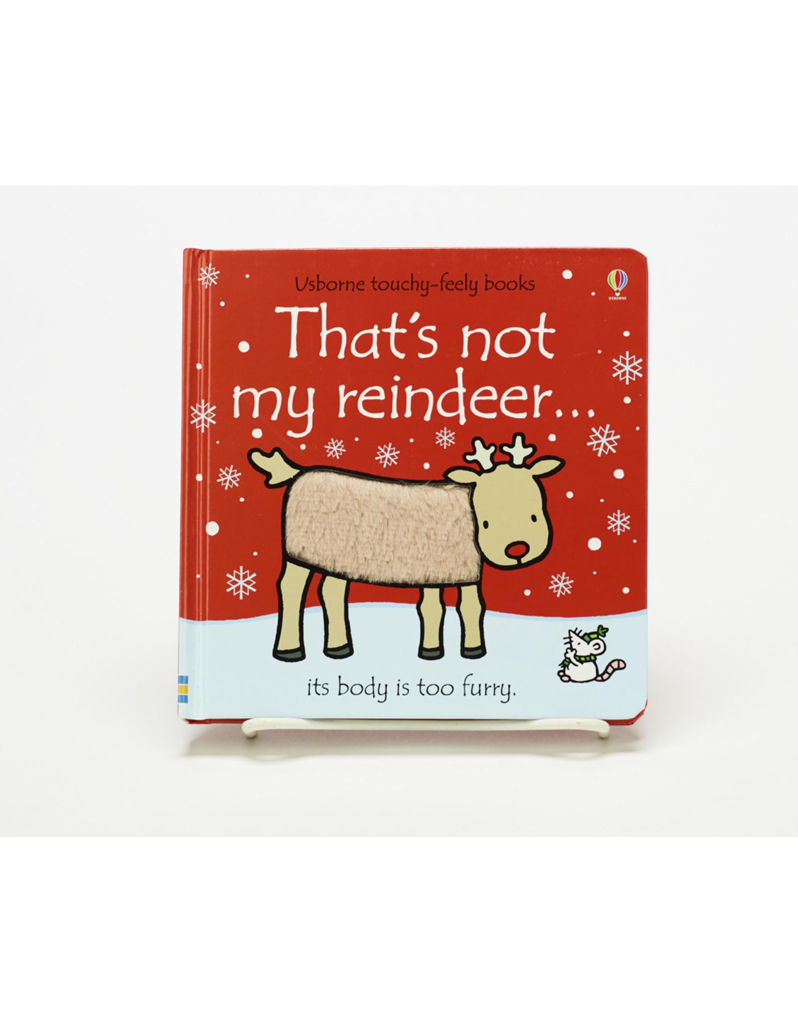 That's Not My Reindeer