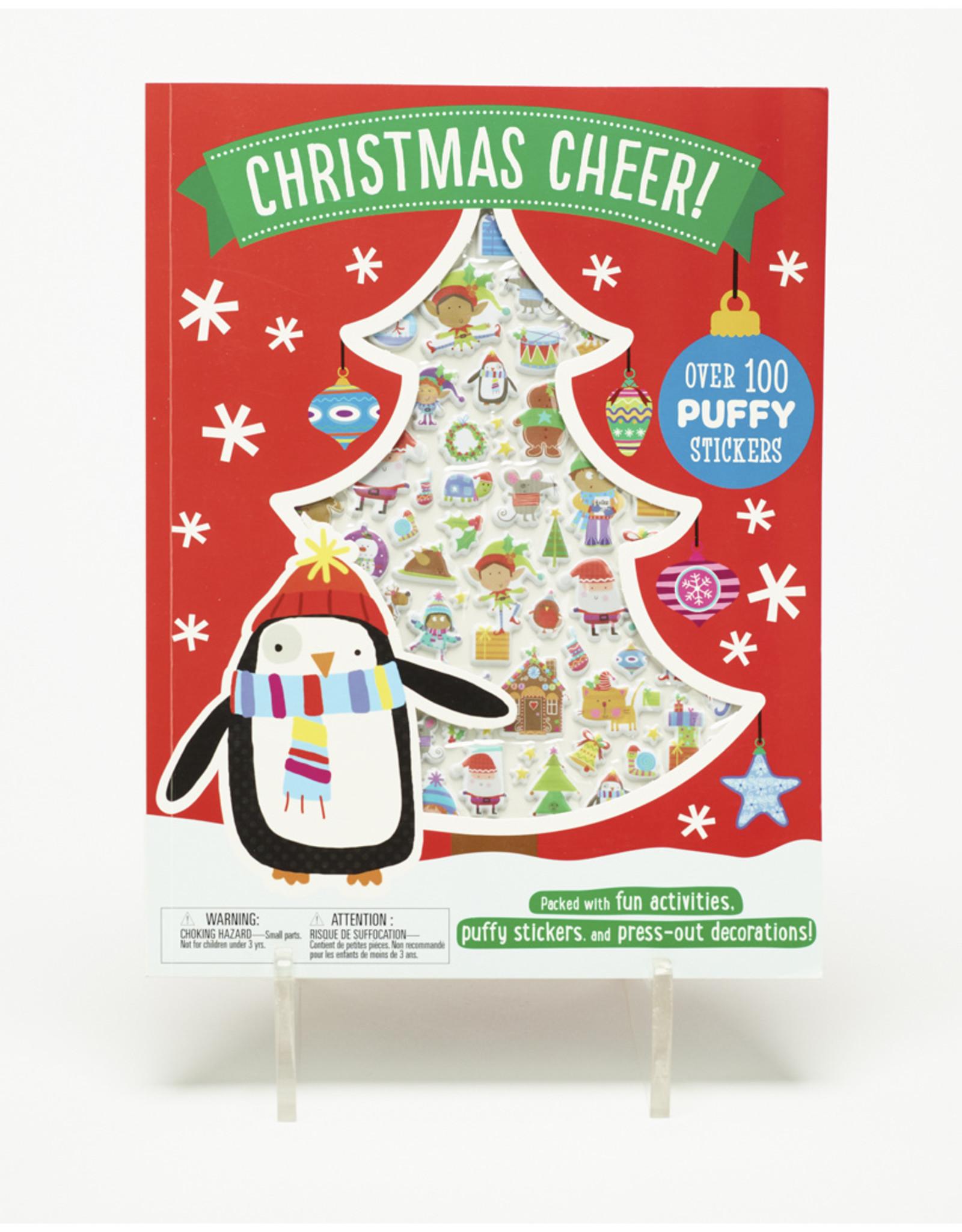 Christmas Cheer Puffy Sticker Pack