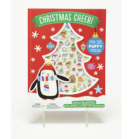 Christmas Cheer Puffy Sticker Pack