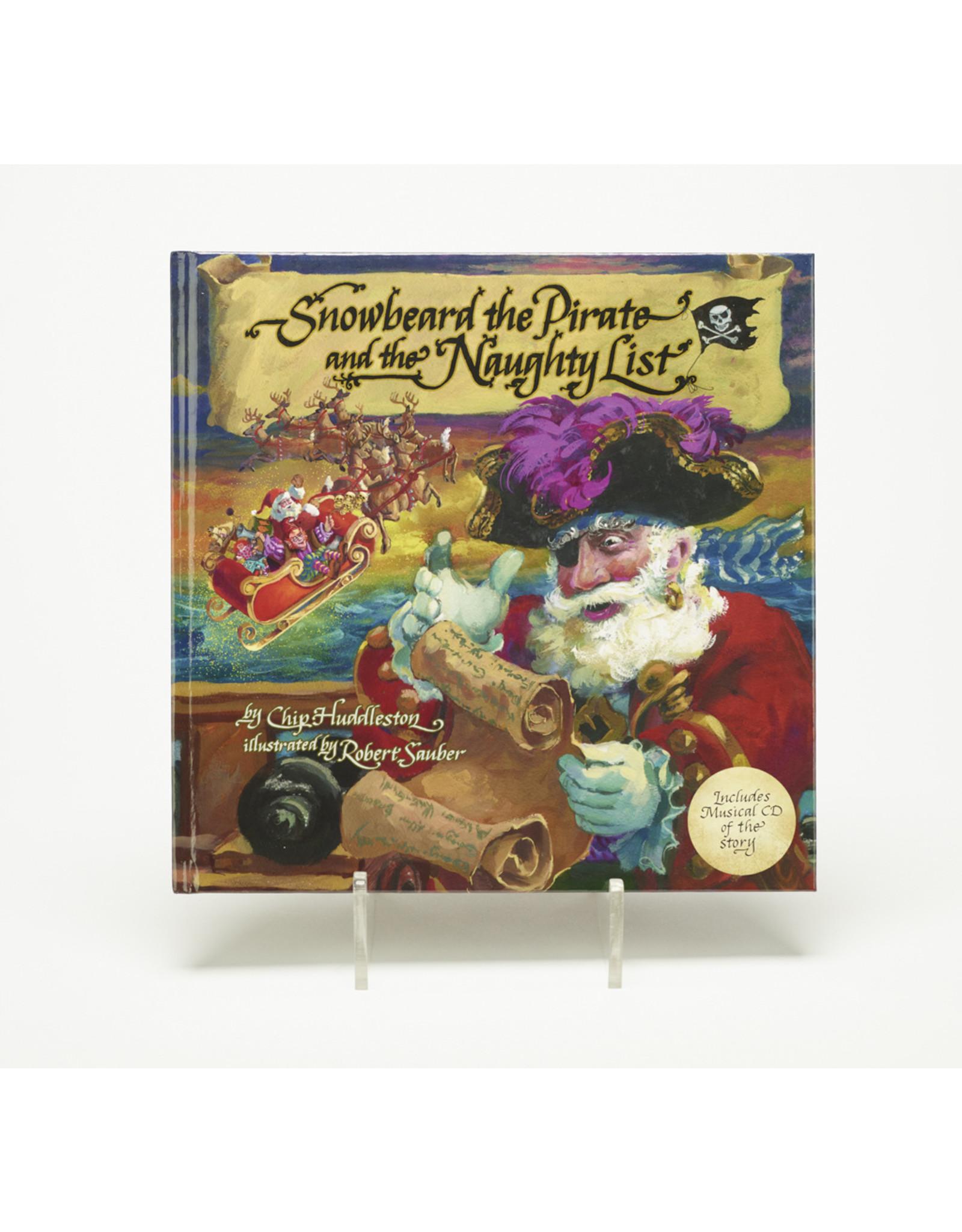 Snowbeard the Pirate