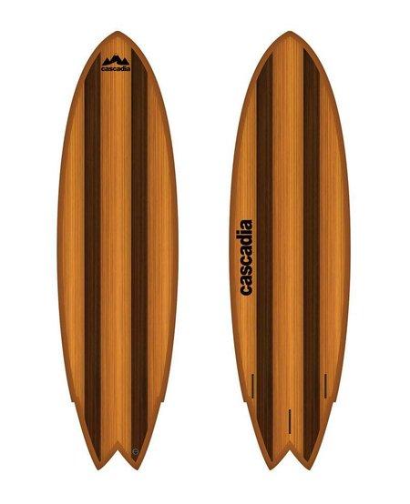 Cascadia Tyee Surf Board