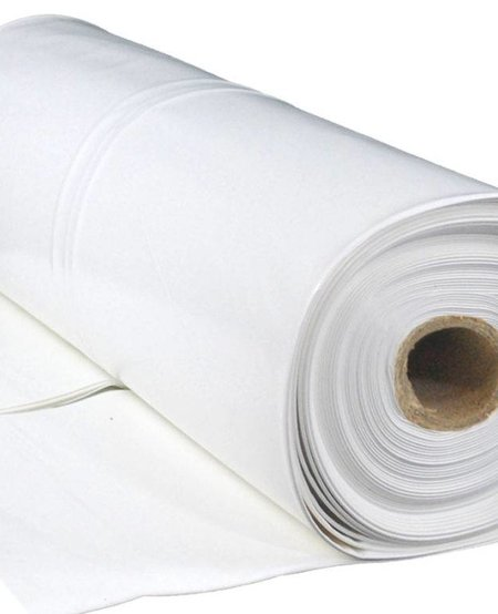 Shrink Wrap Poly Film 12'149' - 60# White
