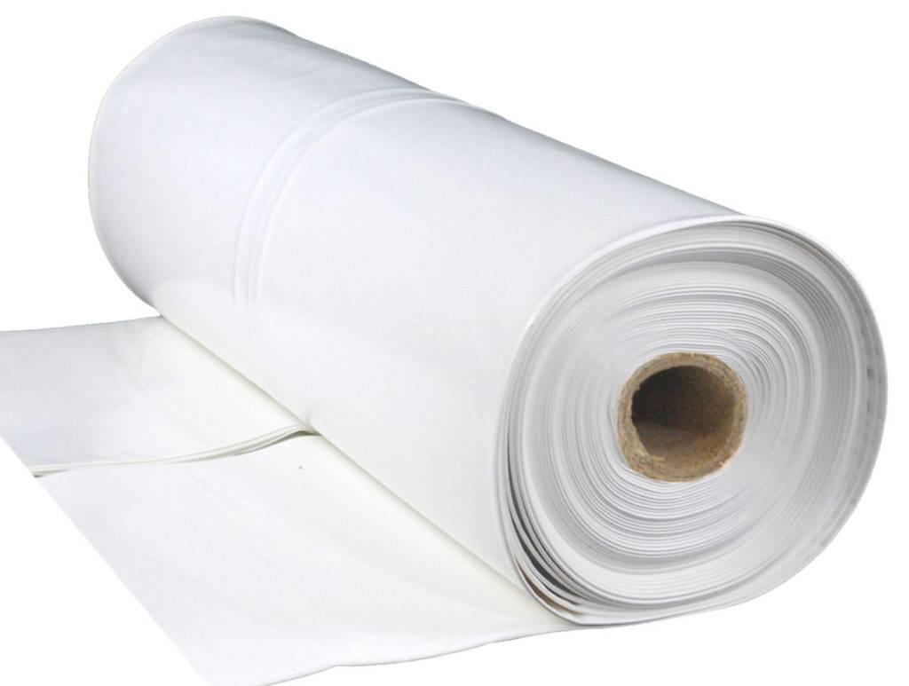 DR SHRINK Shrink Wrap Poly Film 12'149' - 60# White