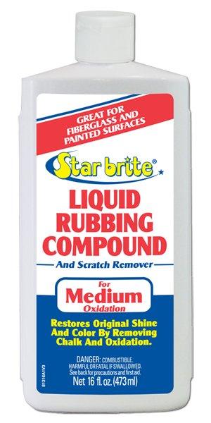 StarBrite Heavy Rubbing compound 160z