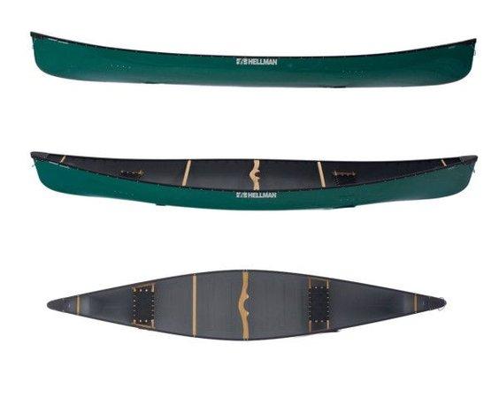Hellman Hellman Slocan Canoe - Duralite
