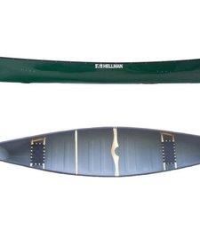 Hellman Kootenay Canoe - Kevlar