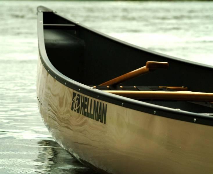 Hellman Hellman Kootenay Canoe - Duralite