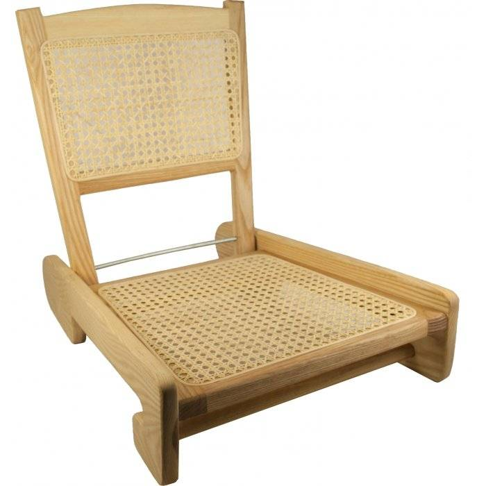 Harmony Folding Canoe Chair Seat