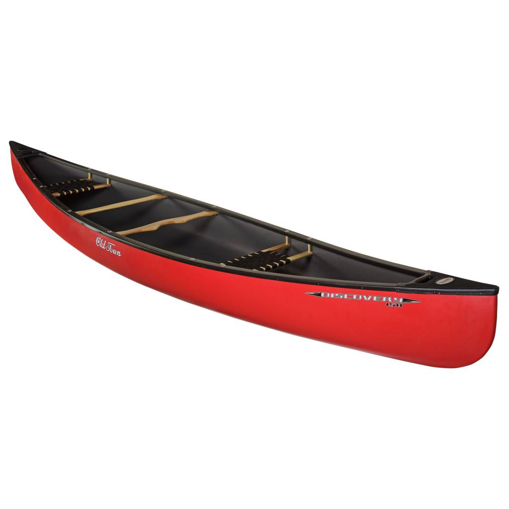 Old Town Kayaks Discovery Canoe 158