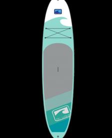 The Wave Rider 10.6 Sea Foam Paddle Board