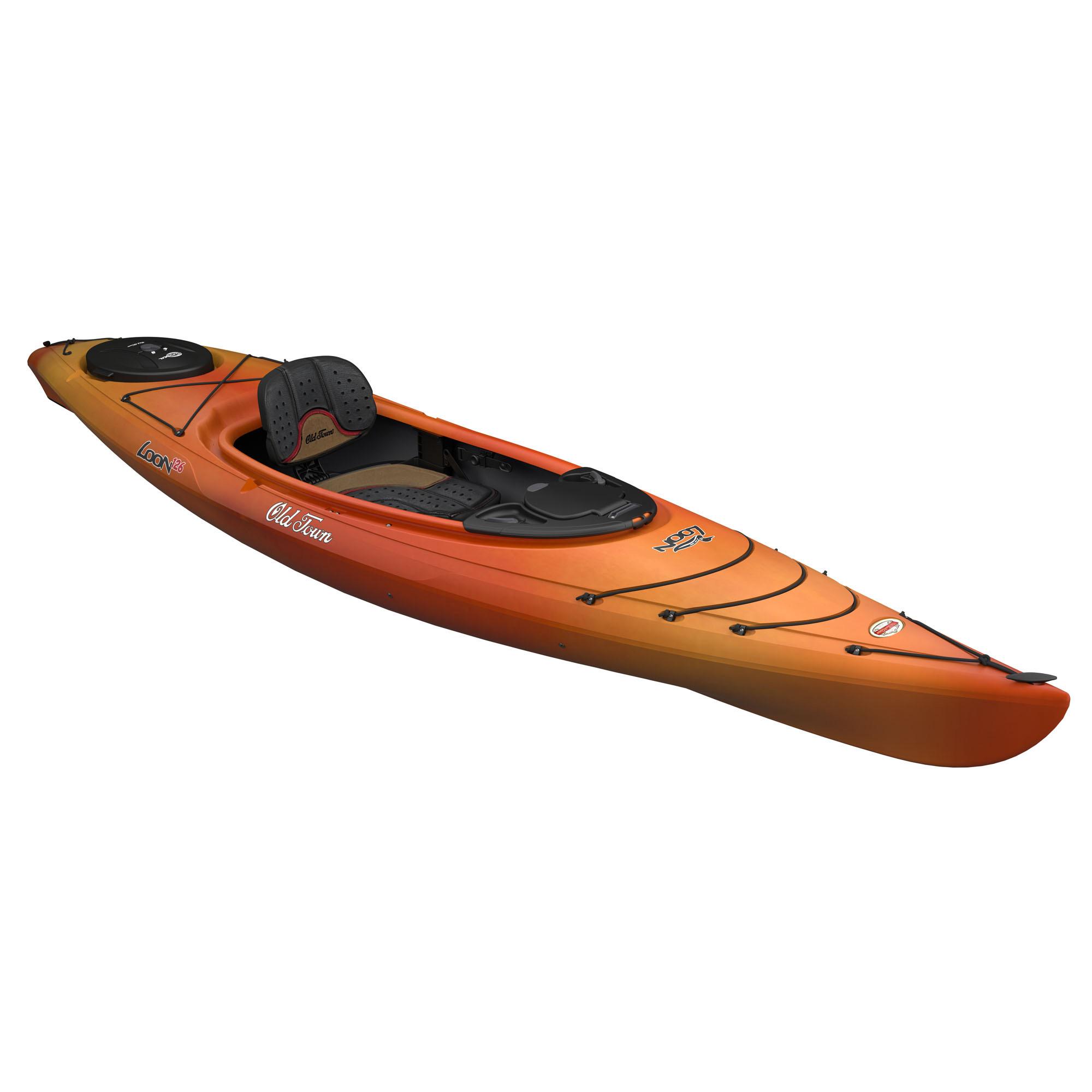 Old Town Kayaks Loon 126 M/L Kayak