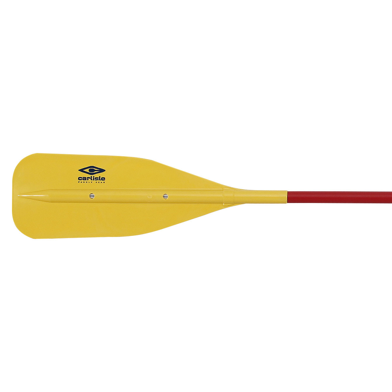 "Carlisle Carlisle Outfitter Paddle 60"" yellow/red"