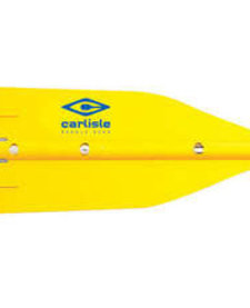 "carlisle guide paddle 66 "" yellow/blue"