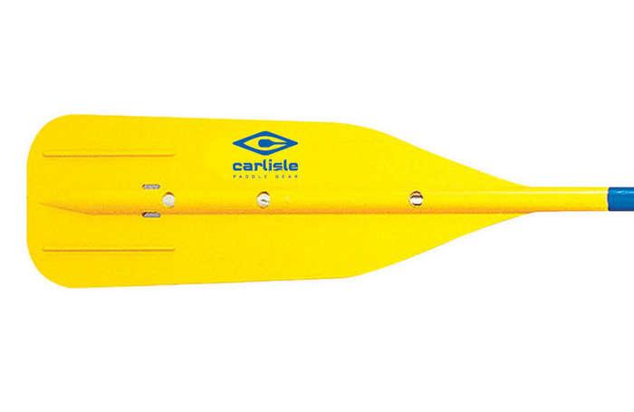 "Carlisle Carlisle Guide Paddle 72"" yellow/blue"